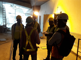 practical training twg